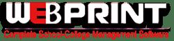 Webprint School Management Software